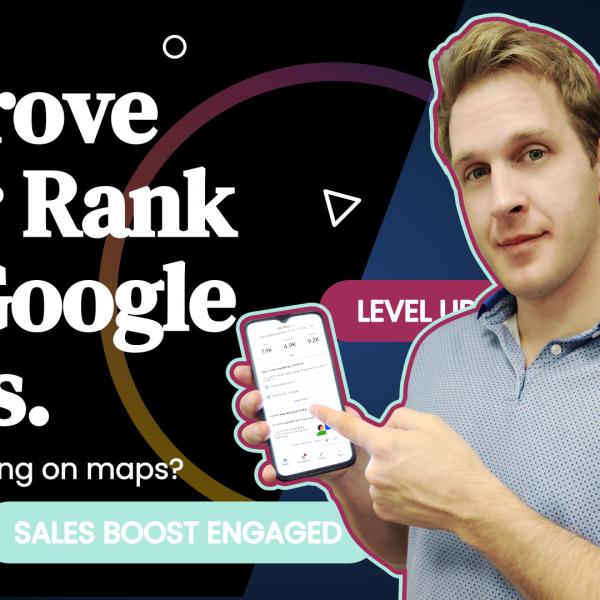 Improve your rank on Google Maps