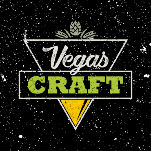 Vegas Craft Logo Design